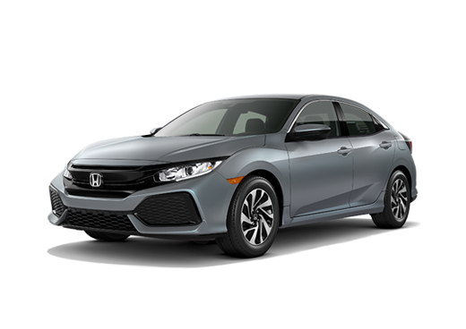 New Honda Civic Hatchback in Delray Beach