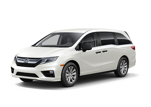 New Honda Odyssey in Delray Beach